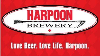 Harpoon UFO Winter Blonde Vanilla Cold Brew beer Label Full Size