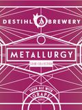 DESTIHL Metallurgy Sour Collection: Grape beer