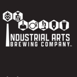 """Industrial Arts """"Tamper"""" Oatmeal Coffee Stout 5.5% NY ba-- Beer"""
