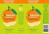Lombardi Orange Lemonade beer