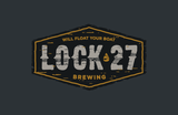 Lock 27 Alpheus RIS Stout beer