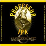 Cranker's Professor IPA Beer