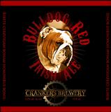 Cranker's Bulldog Red beer
