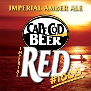 Cape Cod Red beer Label Full Size