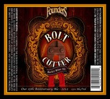 Founders Bolt Cutter beer