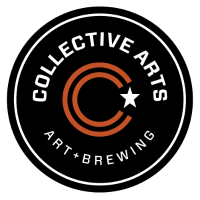 Collective Arts Mash Up The Jam beer Label Full Size