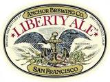 Anchor Liberty Ale beer
