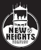 "New Heights ""THE"" Double IPA Beer"