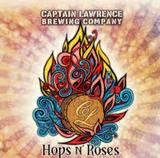 Captain Lawrence Hops N' Roses 2017 beer