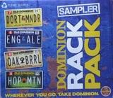 Dominion Rack Pack beer