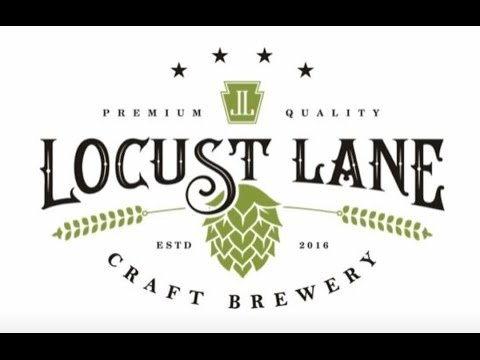 Locust Lane Three Tun Citra IPA beer Label Full Size