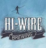 Hi-Wire Strongman Coffee Milk Stout with Raspberry beer