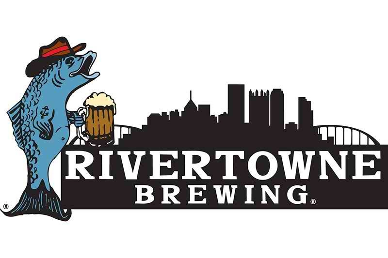 Rivertowne African Swallow beer Label Full Size