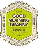 Jack's Abby Good Morning Granny IPL Beer