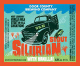 Door County Silurian Stout Nitro beer