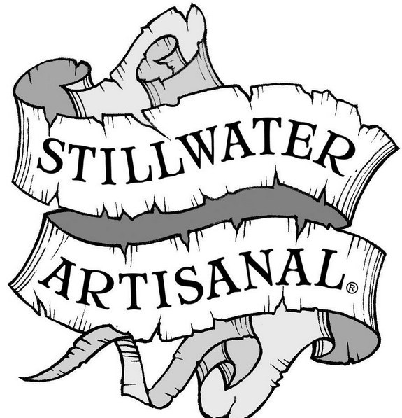 Stillwater/Against The Grain- Found Word beer Label Full Size