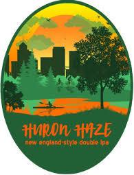 Arbor Huron Haze Beer