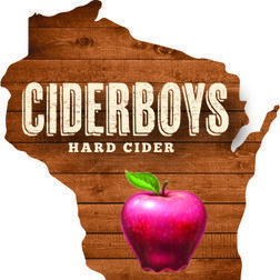 Ciderboys Variety beer Label Full Size