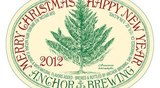 Anchor Steam Christmas beer
