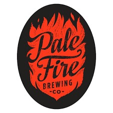 Pale Fire Major Tom Galaxy IPA beer Label Full Size