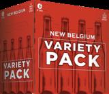 New Belgium Variety Pack beer