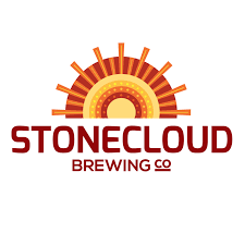 Stonecloud Neon Sunshine beer Label Full Size