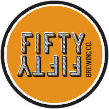 FiftyFifty Eclipse Vanilla 2017 beer Label Full Size
