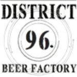 District 96 Cereal Spilla beer