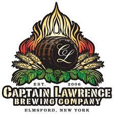 Captain Lawrence Frost Monster Brewed With Coffee & Chocolate beer Label Full Size