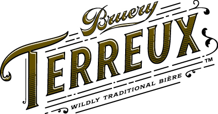 The Bruery Terreux Frucht Passion Fruit beer Label Full Size