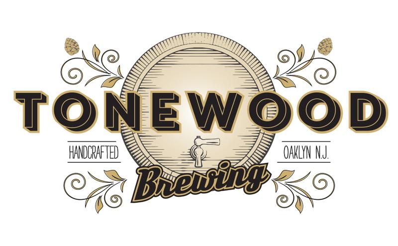 Tonewood Powder Daze beer Label Full Size