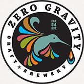 Zero Gravity Extra Stout beer Label Full Size