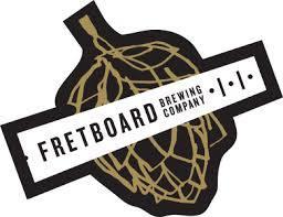 Fretboard Dunkel beer Label Full Size