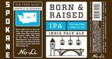 No-Li Born & Raised IPA Beer