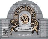 Firestone Anniversary Ale Beer