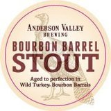 Anderson Valley Bourbon Barrel Aged Stout Beer