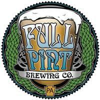 Full Pint Canadian Middle Finger Imperial Maple Spruce Ale beer Label Full Size