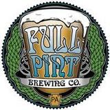 Full Pint Canadian Middle Finger Imperial Maple Spruce Ale beer