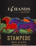 14 Hands Stampede wine