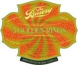 Bruery 5 Golden Rings beer