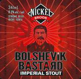 Nickel Brook Bolshevik Bastard Imperial Stout Beer