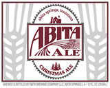 Abita Spiced Christmas Ale beer
