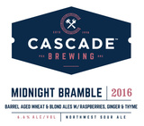 Cascade Midnight Bramble Beer