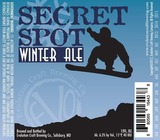 Evolution Secret Spot Winter Ale Beer