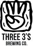 Three 3's Midnight Oatin Beer