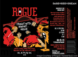 Rogue Straight Outta Newport IPA beer
