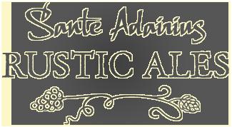 Sante Adairius Simple: Citra beer Label Full Size