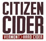 Citizen Cider Ms. Burlington beer