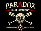 Paradox Raspberry Milk Stout Beer