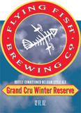 Flying Fish Grand Cru Winter Reserve Beer